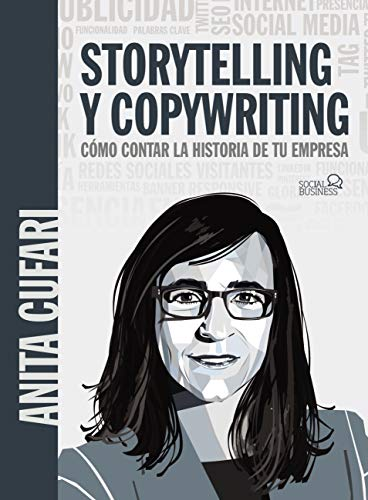 Libro Storytelling & Copywriting. Editorial Anaya